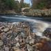 River Findhorn at Daltulich Bridge by Highlandscape