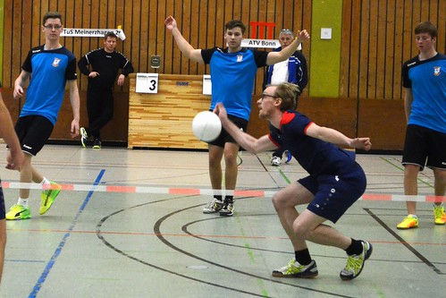 Prellball Bundesliga, tournament host: ATV Bonn