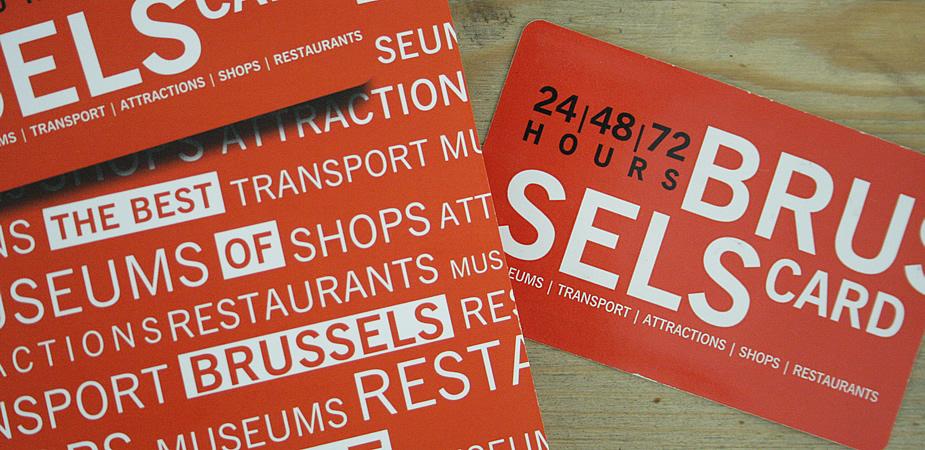Brussels Card kopen