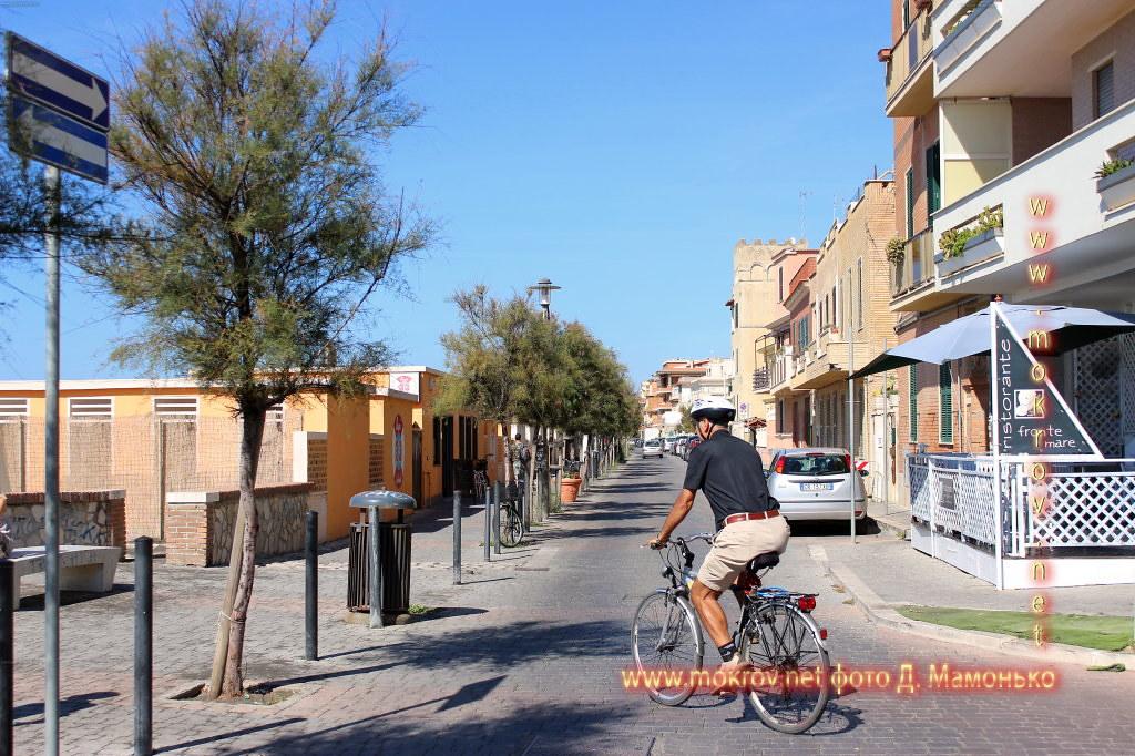 Ладисполи — город в Италии картинки