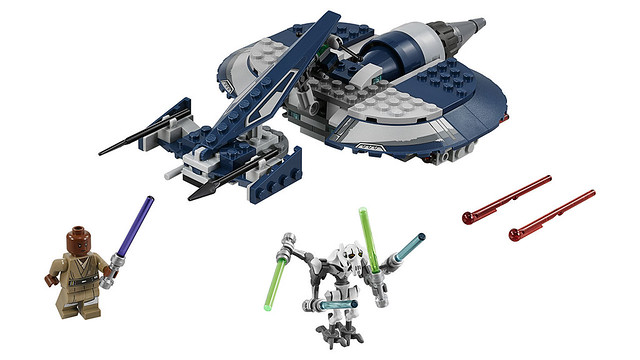LEGO Star Wars 75199 - General Grievous' Combat Speeder
