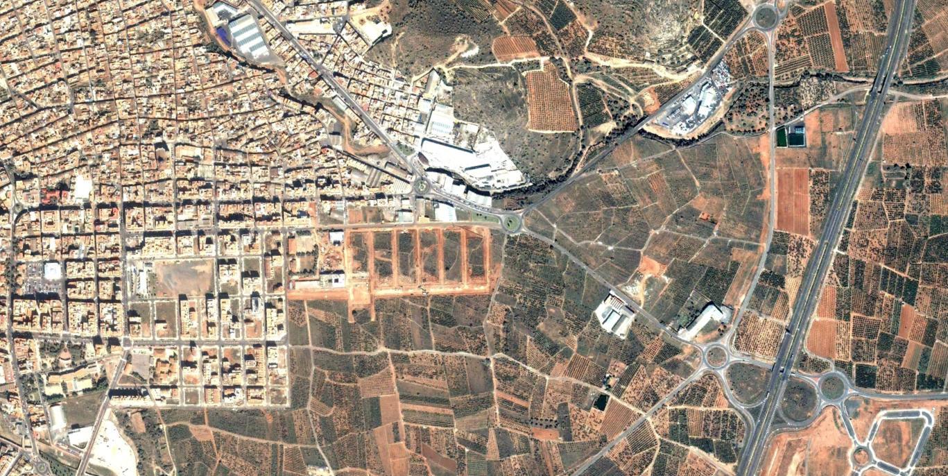 vall de uxó, castellón, campo de minas toponímico, antes, urbanismo, planeamiento, urbano, desastre, urbanístico, construcción