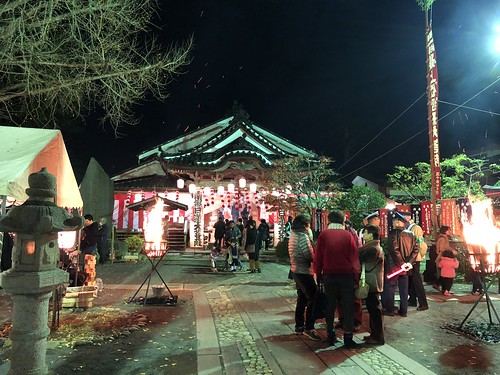 久円寺 御会式