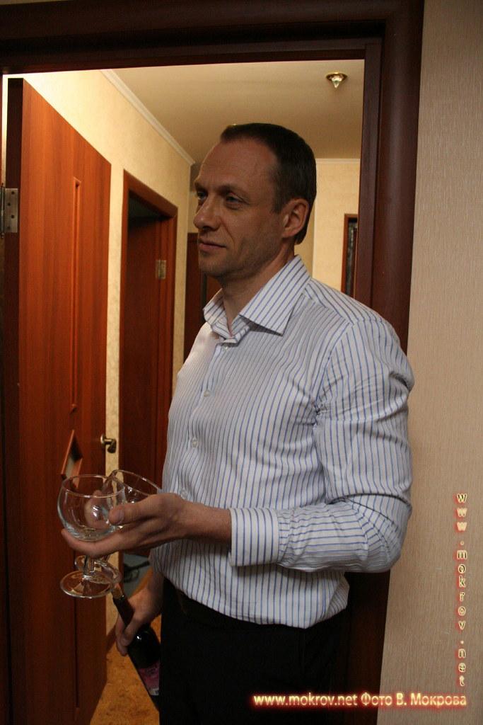 Актер Эдуард Флеров.