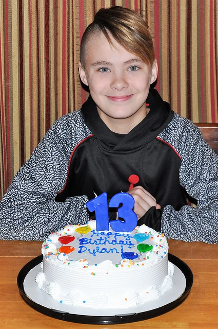 13th Birthday