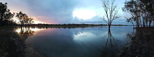 Sunset Storm Bowna