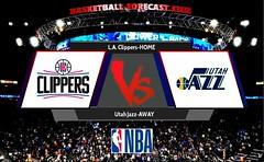 L.A. Clippers-Utah Jazz Nov 30 2017
