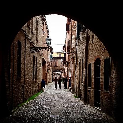 Ferrara: scorci cittadini