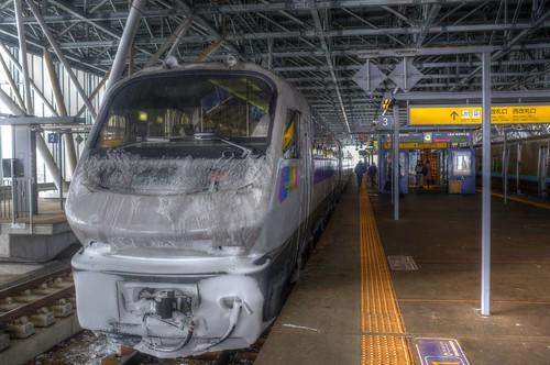 02-12-2017 Asahikawa Station (2)