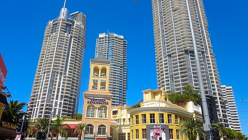 Australian Gold Coast is spectacular
