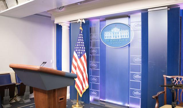 Paul Miller 2017 - White House