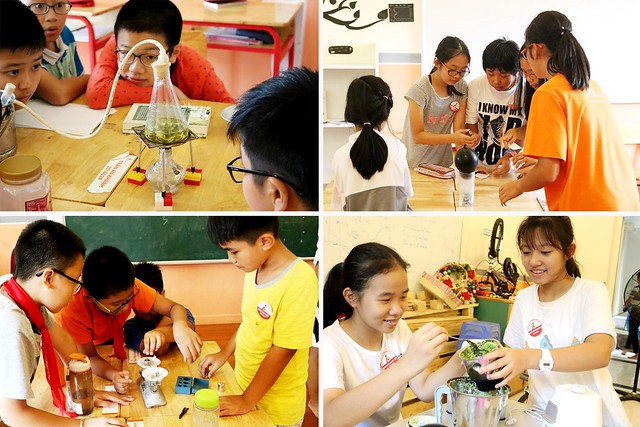 Science day 01