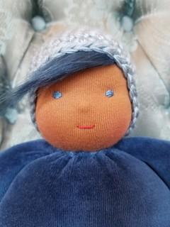 Snuggle Baby #12 - Dark Blue