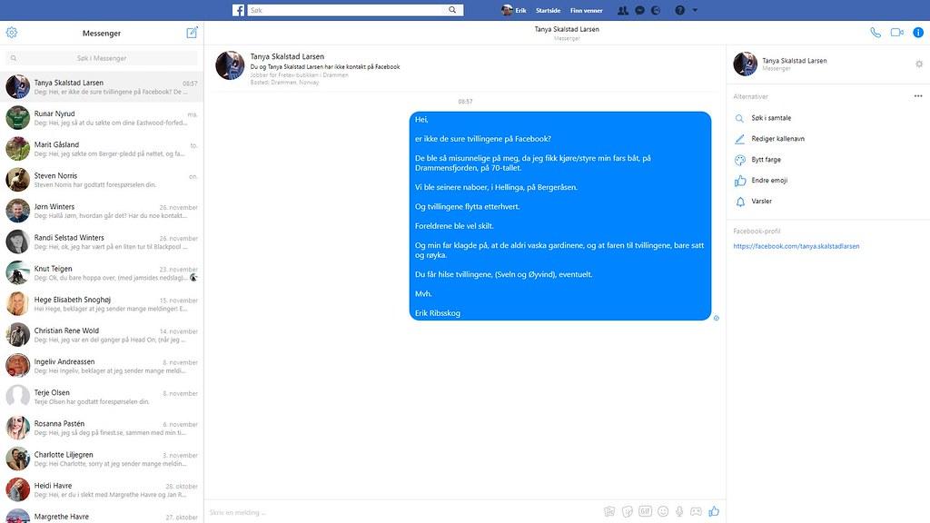 facebook tanya skalstad larsen
