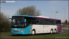Setra S 417 UL - STAO 72 (STAO PL, Société des Transports par Autocars de l'Ouest – Pays de la Loire) (Transdev) / Pays de la Loire