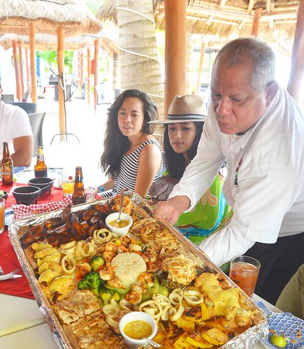 El Fish Fritanga. From The Food Lover's Travel Guide to Cancun