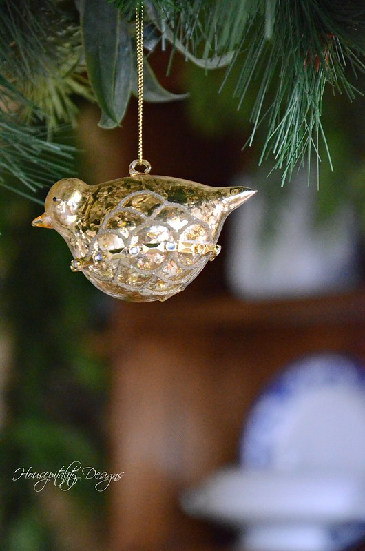 Bird Ornament-Housepitality Designs