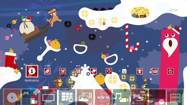 LocoRoco 2 Remastered: Holiday Theme