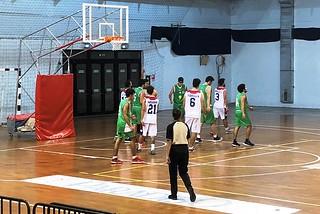 Noicattaro. Basket vs Bitritto front