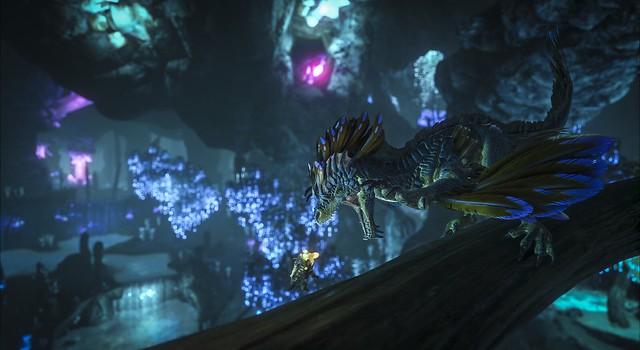 Ark: Aberration Launches on PS4 Today – PlayStation Blog