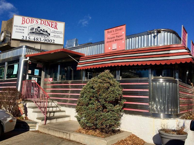 Bob's Diner Roxborough PA - Retro Roadmap 2017