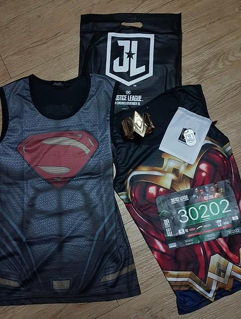 Justice League Fun Run 2017