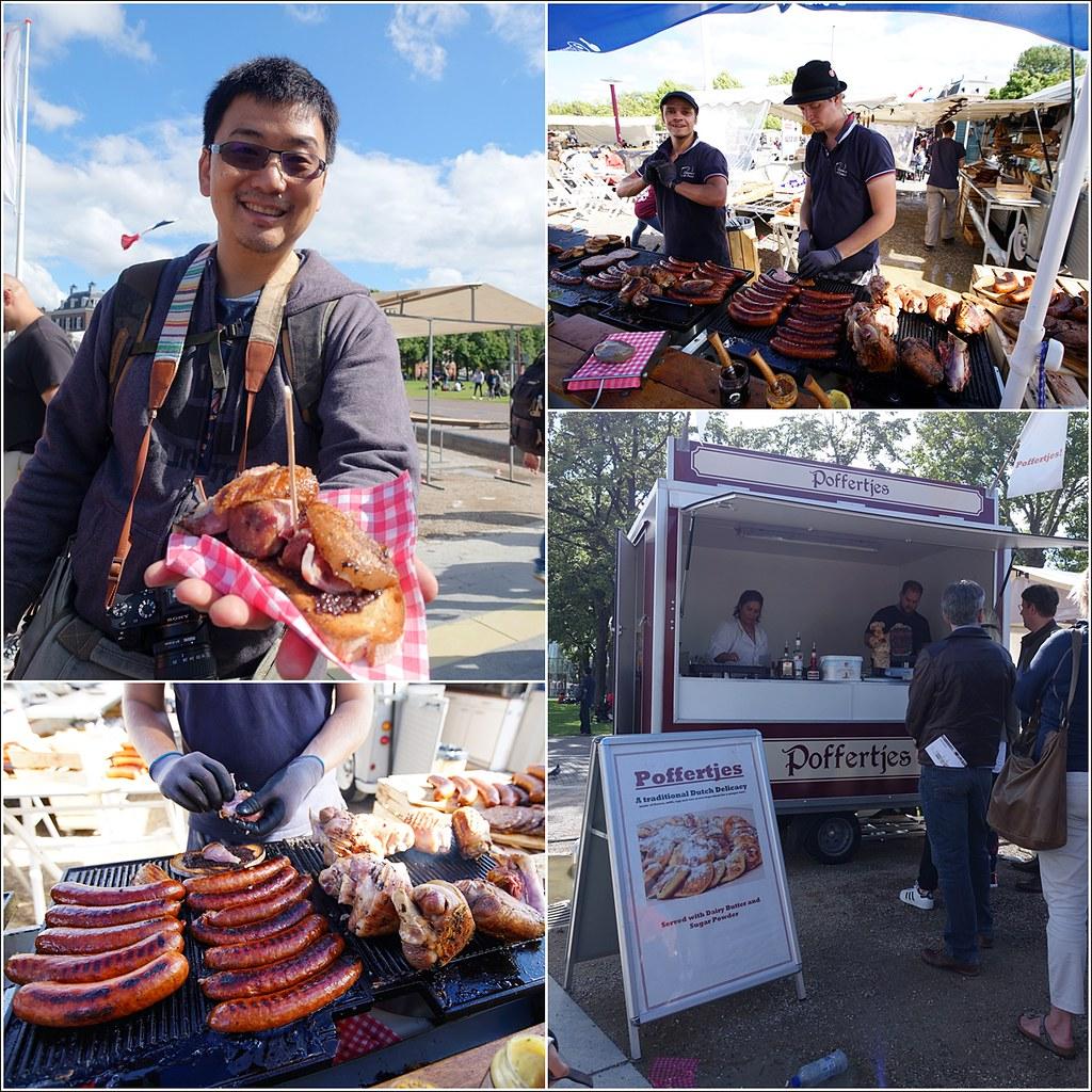 food in fair