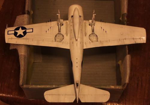 """Grumman F6F-3 Hellcat, """"Vit 19 Vraciu"""", Eduard 1/48 - Sida 3 24418818208_6be99803f1"""