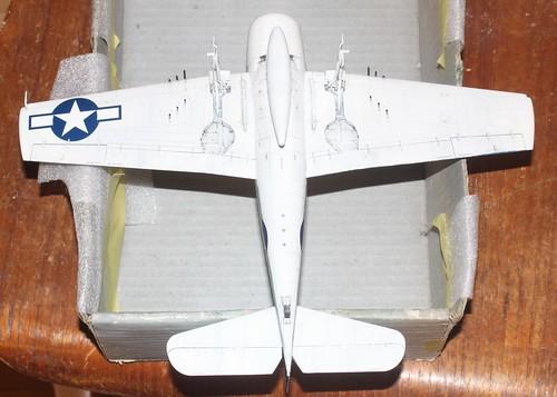 """Grumman F6F-3 Hellcat, """"Vit 19 Vraciu"""", Eduard 1/48 - Sida 3 24418818338_1989d7bf3e"""
