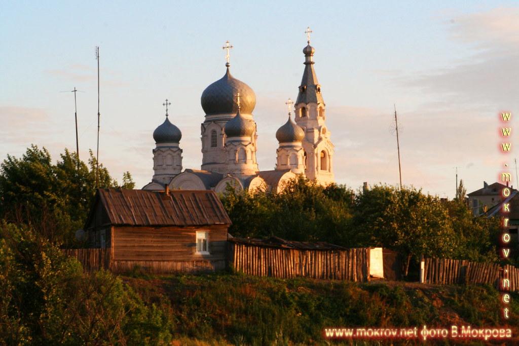 Храм в поселоке Ерзовка Волгоградской обл