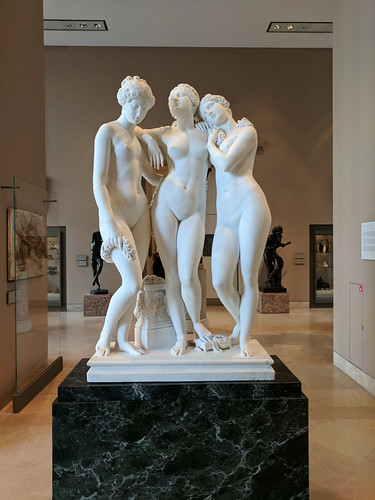 Three Graces @ Louvre