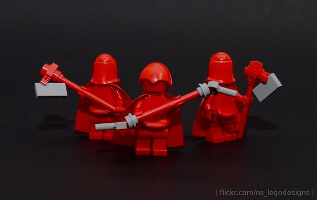 The Praetorian Guards