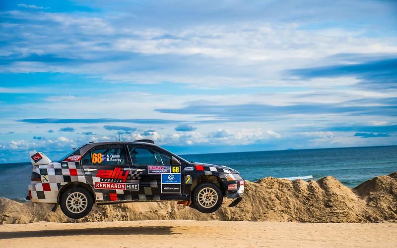2017 CAMS ARC Round 5 Kennards Hire Rally Australia
