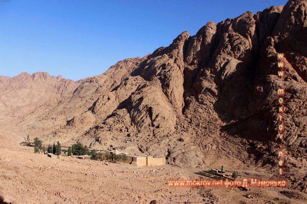 Синайские горы фото сделанные как днем, так и вечером