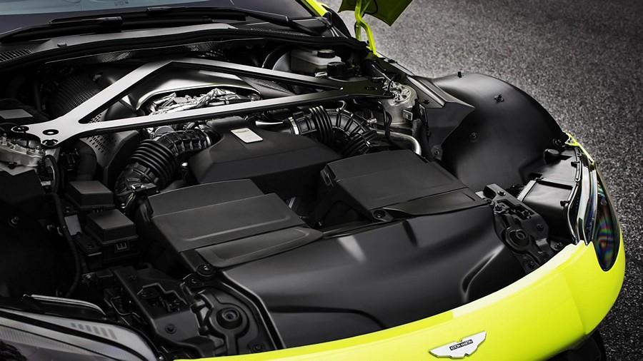 Aston Martin Vantage New 2