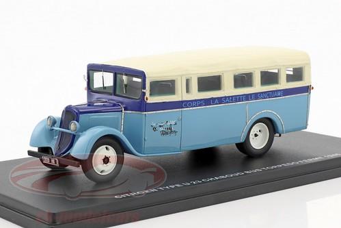 Citroen U23 Chaboud Torpedo bus 1946