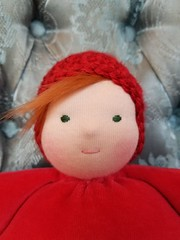 Snuggle Baby #1 - Red