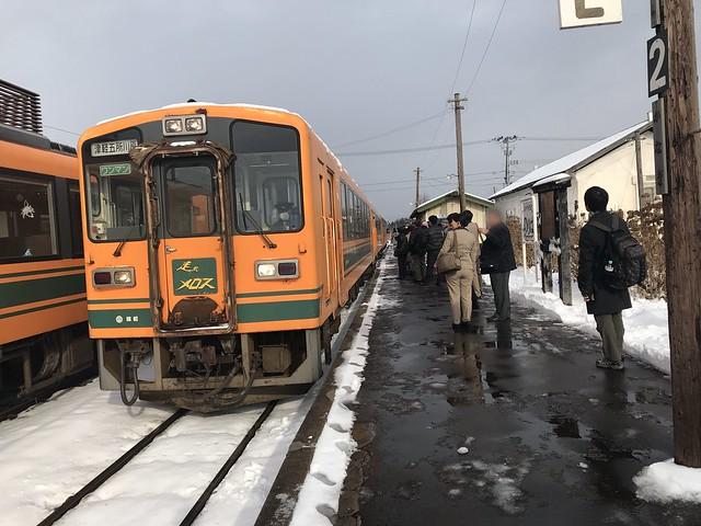 Photo:津軽鉄道 走れメロス ストーブ列車 By kimuchi583