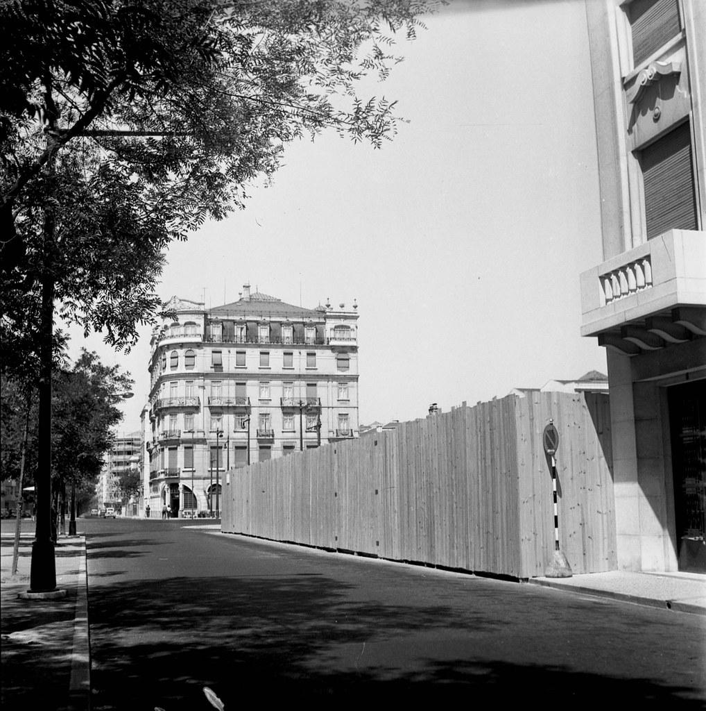 Av. Miguel Bombarda, Lisboa (A.J. Fernandes, 1961)