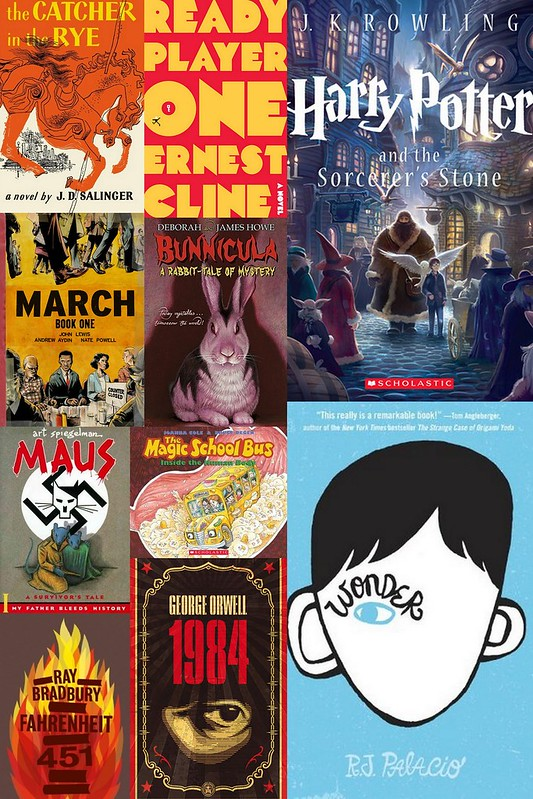 books i'd want my kids to read