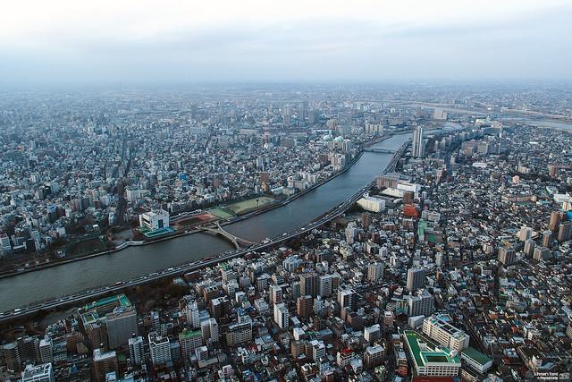 東京 隅田川