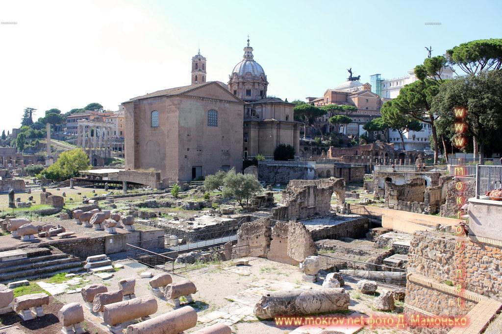 Рим — столица Италии  активный отдых с фотокамерой