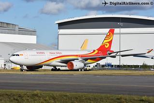 B-1022 Airbus A330-343E 1827 Hainan Airlines