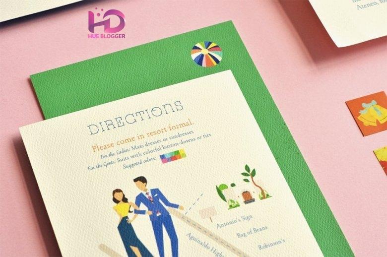 30+ ý tưởng thiết kế thiệp cưới năm 2018