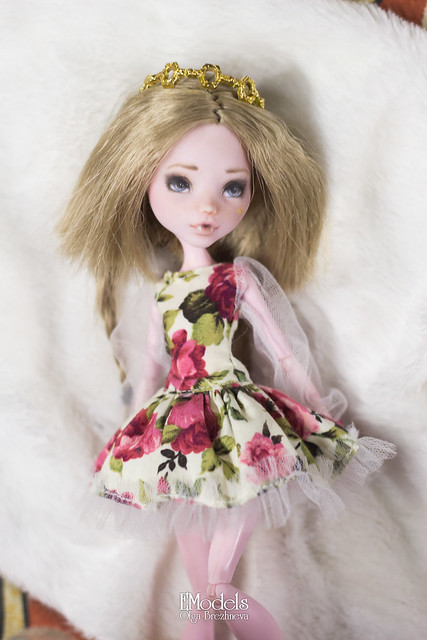 dress for mh dolls