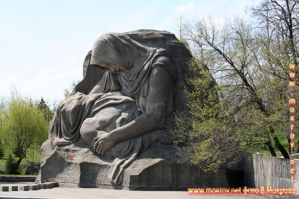 Мемариал Мамаев курган г. Волгоград