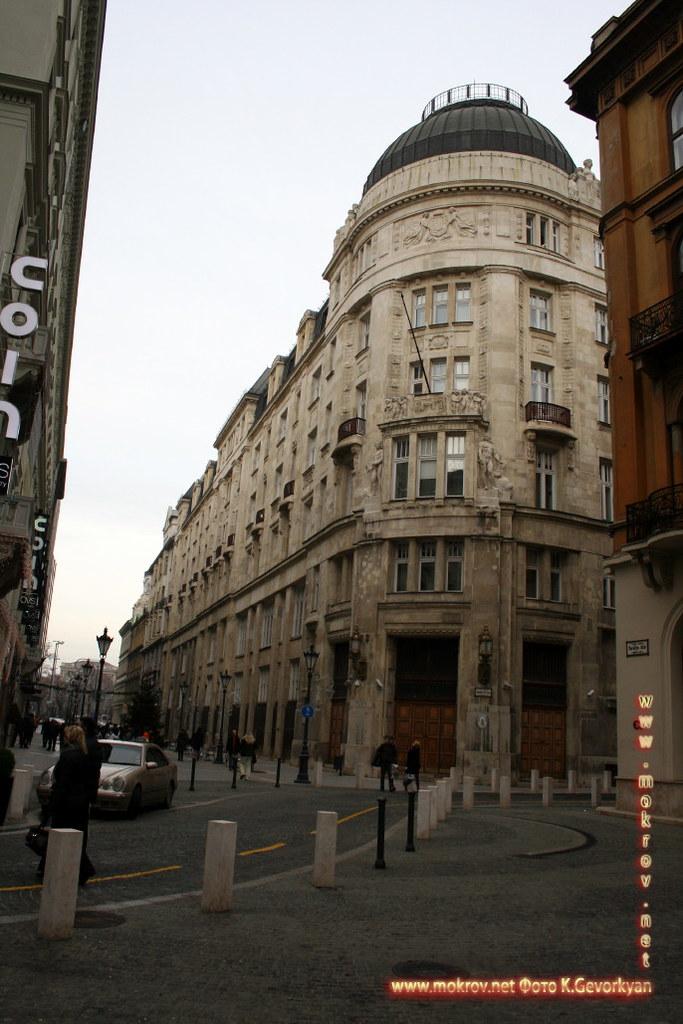 Столица Венгрии - Будапешт фотозарисовки.