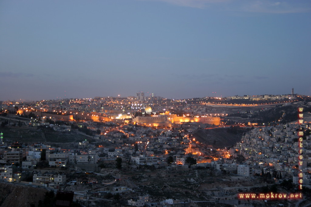 Исторический центр Иерусалима фото
