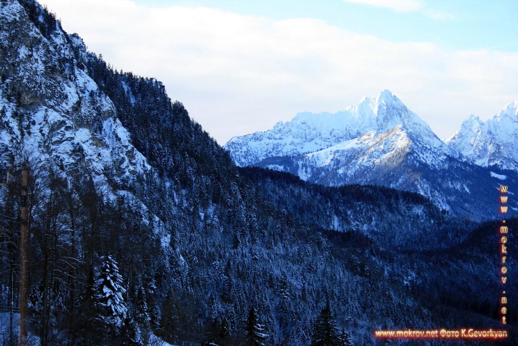 Бавария пейзажи