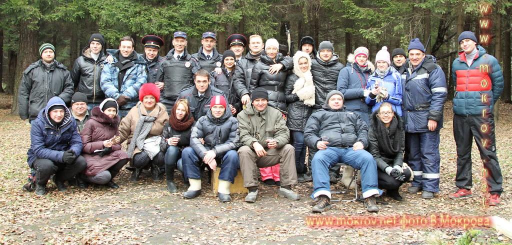 Съемочная группа телесериала Пятницкий. Глава третья